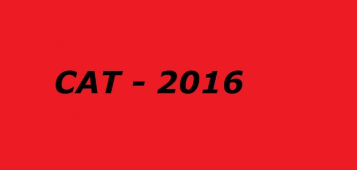 how-to-write-the-cat-2016-mock-test